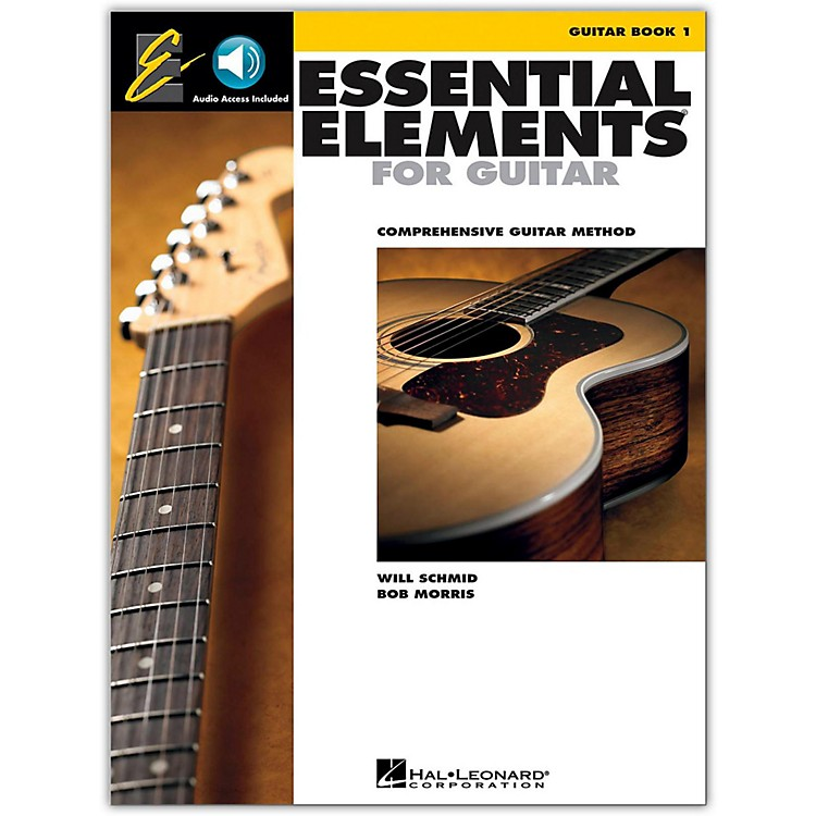Hal LeonardEssential Elements for Guitar, Book 1 (Book and CD Package)