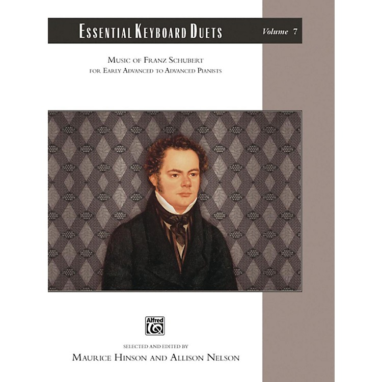 AlfredEssential Keyboard Duets, Volume 7 Early Advanced / Advanced