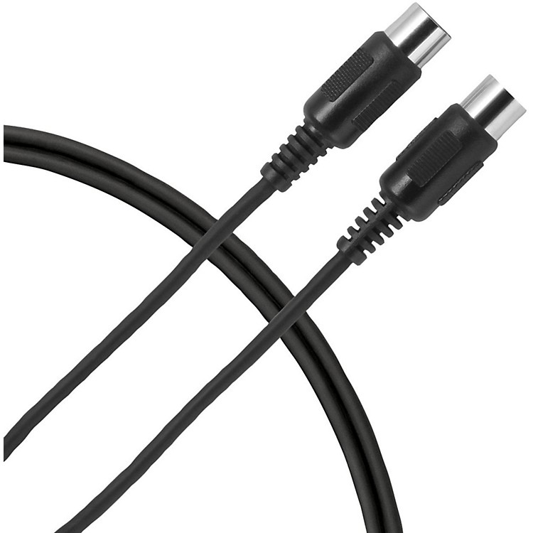 Livewire Essential MIDI Cable 5 ft. Black