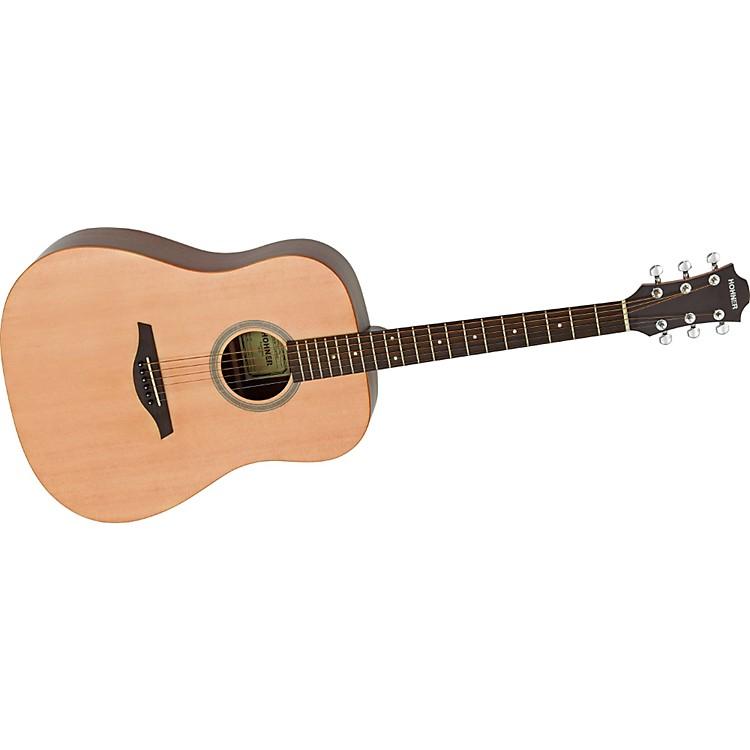 HohnerEssential Plus Dreadnought Acoustic Guitar