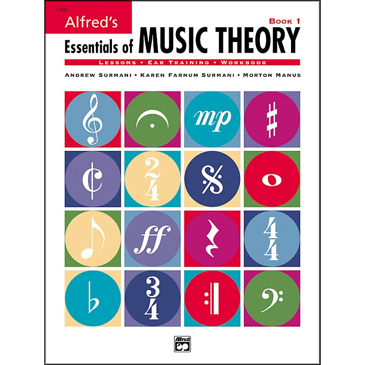 AlfredEssentials Of Music Theory SeriesBook 1