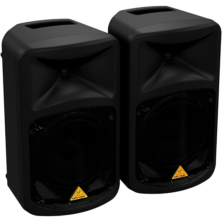 BehringerEuroport EPS500MP3 8-Channel Portable PA System