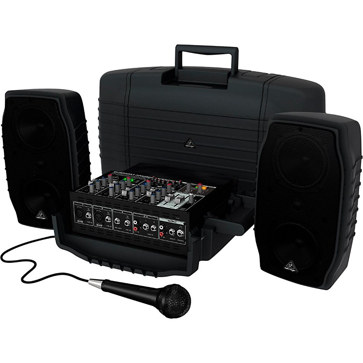 Behringer Europort PPA200 Portable PA System