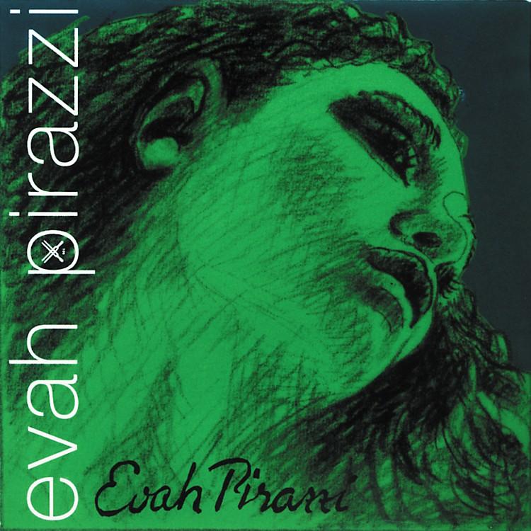 PirastroEvah Pirazzi Series Violin String Set4/4 Medium Goldsteel E Loop End