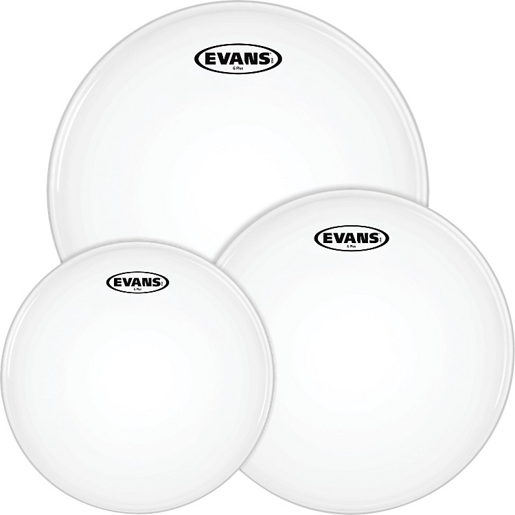 Evans Evans G Plus Coated White Tompack