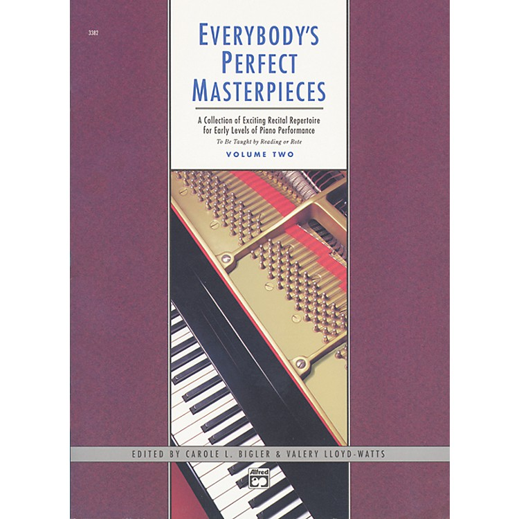 AlfredEverybody's Perfect Masterpieces Volume 2