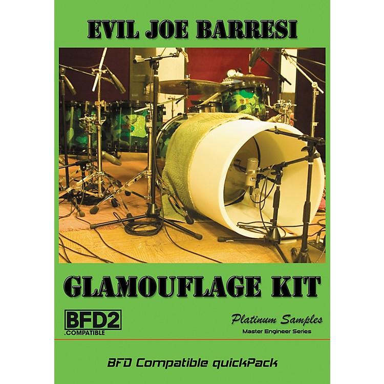 Platinum SamplesEvil Joe Barresi Glamouflage Kit QuickPack for BFD