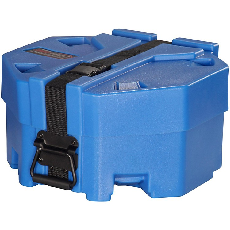 Gator Evolution Series Roto Molded Snare Case Blue 6.5 in.