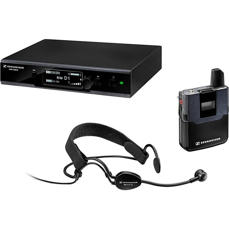 SennheiserEvolution Wireless D1 Headmic Set (EW D1-ME 3)