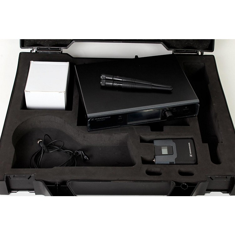 SennheiserEvolution Wireless D1 Lavalier Set (EW D1-ME 2)Regular888365826127