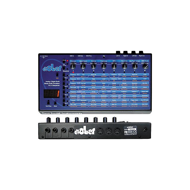 Dave Smith InstrumentsEvolver Analog Synthesizer