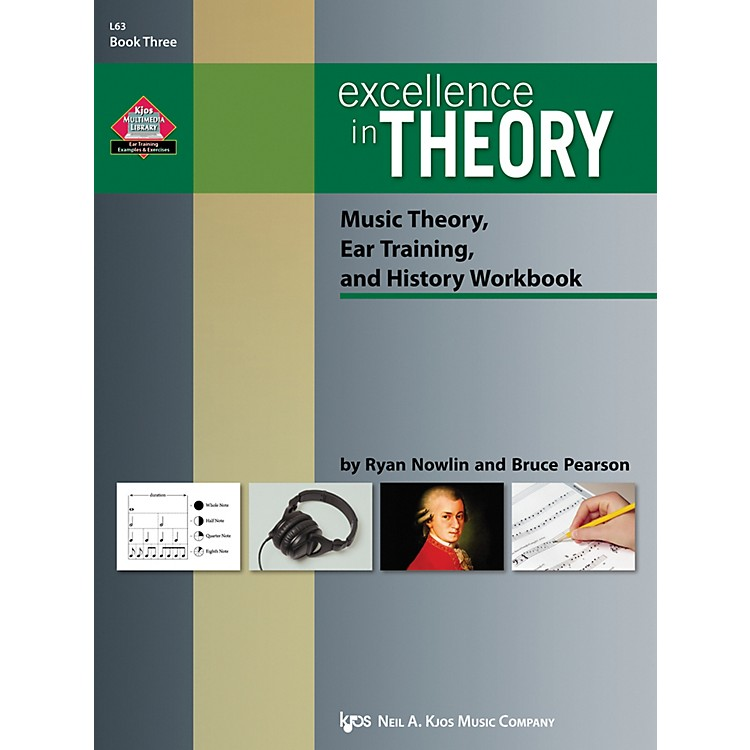 KJOSExcellence In Theory Book 3