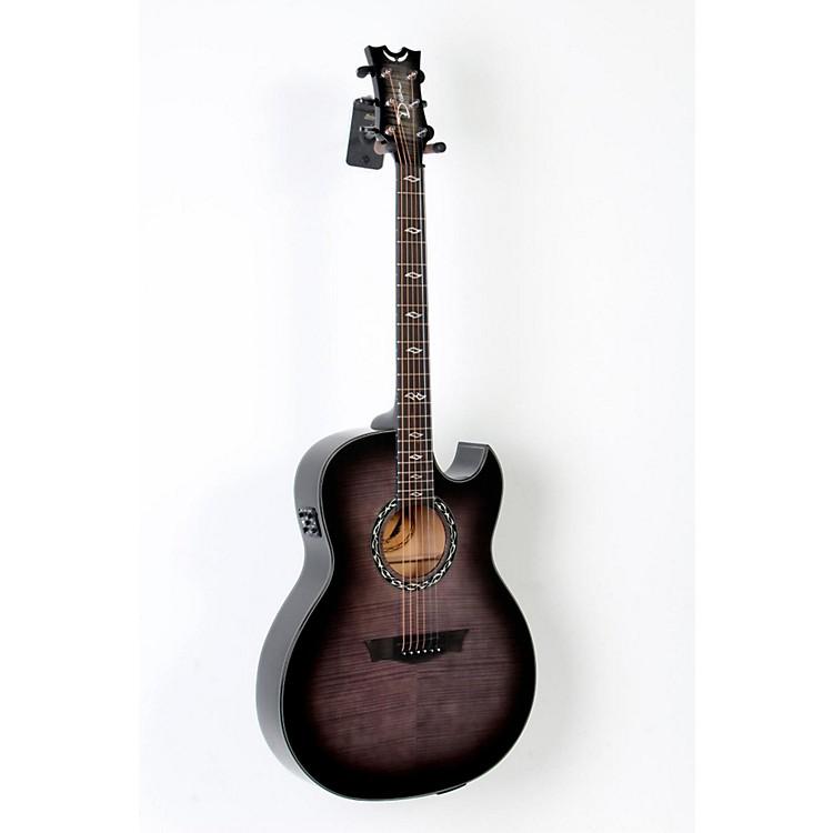 DeanExhibition Ultra Flame Acoustic-Electric GuitarTransparent Charcoal Burst888365658629