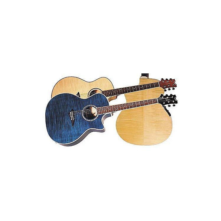 DeanExotica FM Acoustic-Electric Guitar
