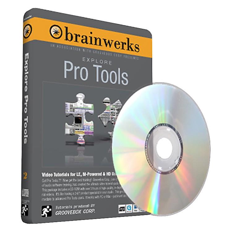 BrainwerksExplore Pro Tools