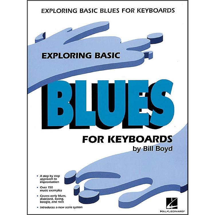 Hal LeonardExploring Basic Blues for Keyboards