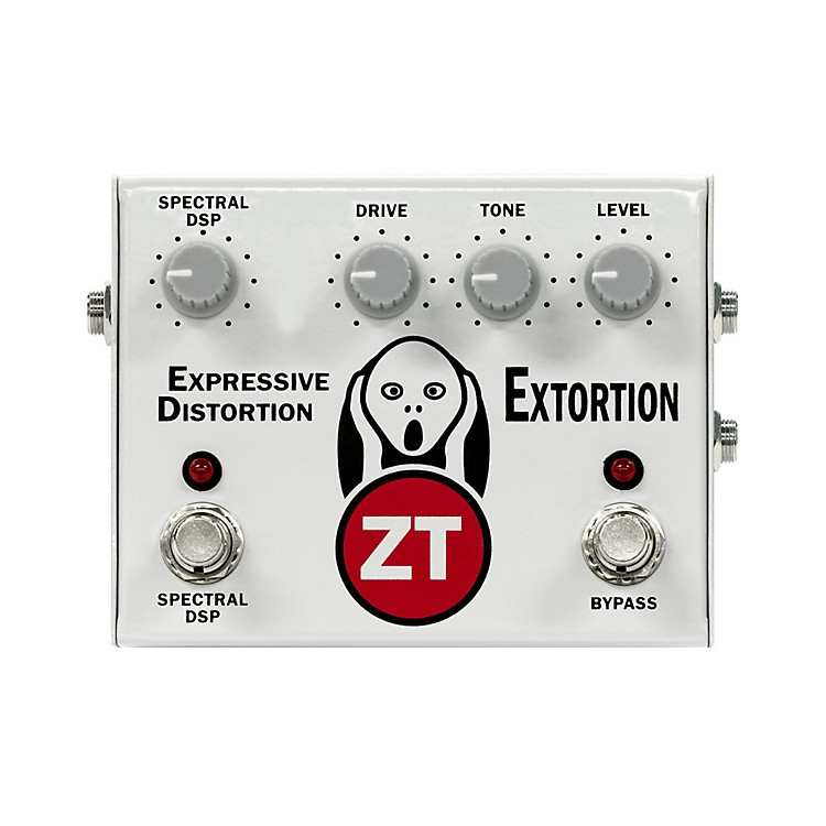 ZT Extortion Expressive Distortion Pedal