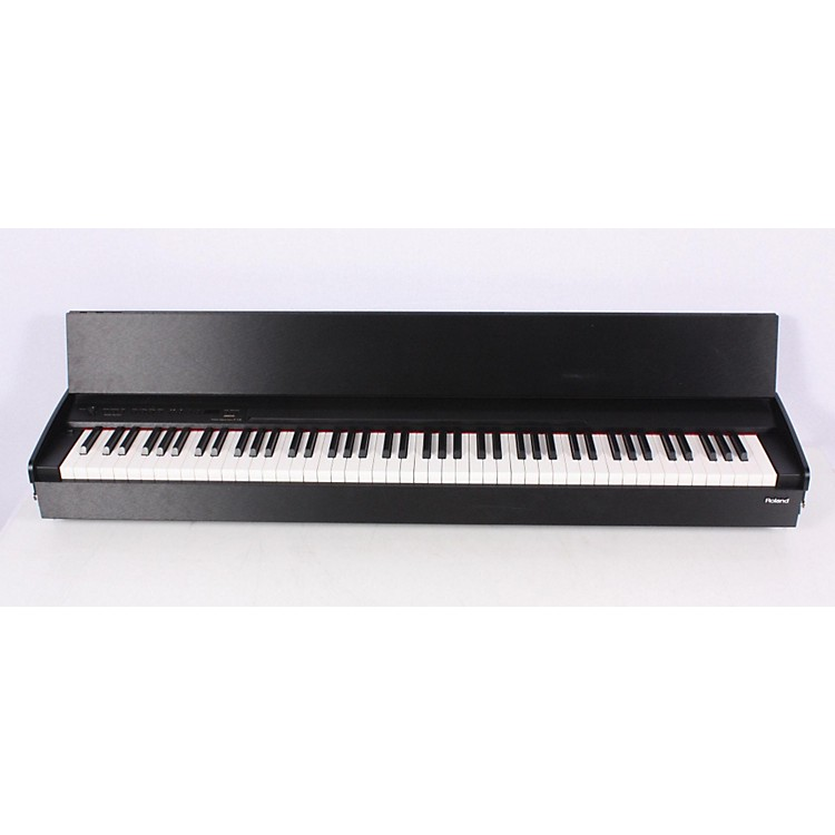 Roland F-110 Compact Digital Piano Satin Black 886830181245