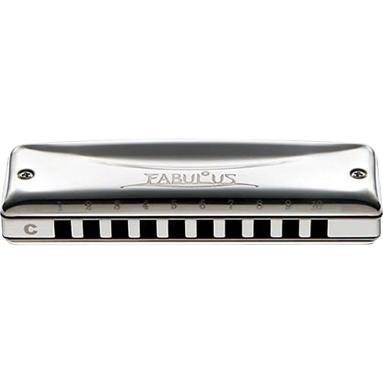 SuzukiF-20E Fabulous Series Diatonic Harmonica