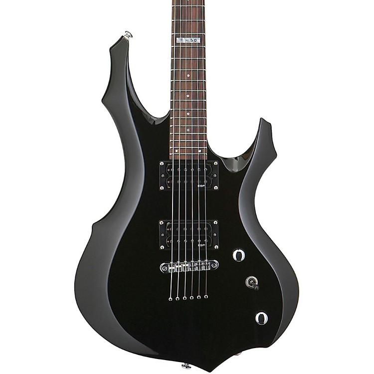 ESPF-50 Electric GuitarBlackChrome Hardware