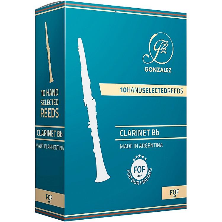 GonzalezF.O.F Bb Clarinet Reeds