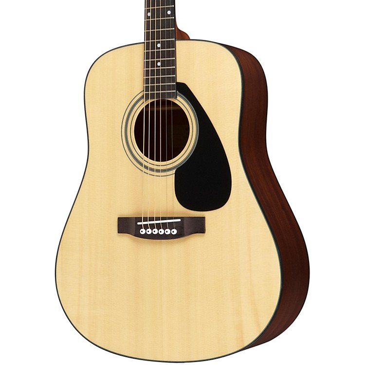 Yamaha F1HC Solid-top Acoustic Guitar Natural