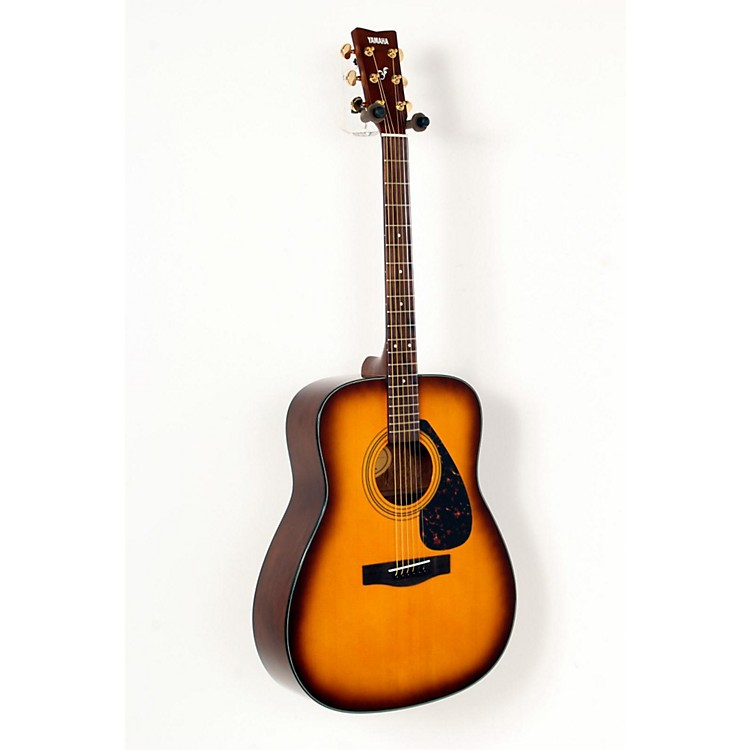 yamaha f335 acoustic guitar tobacco brown sunburst 888365625324 music123. Black Bedroom Furniture Sets. Home Design Ideas