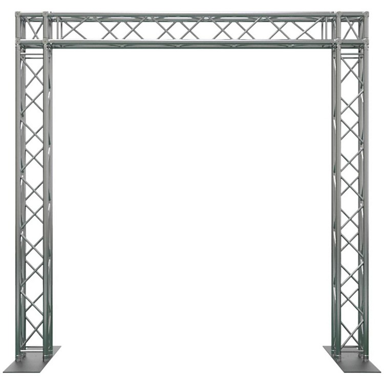 GLOBAL TRUSS F34 Series Goal Post Truss System 10 Foot x 10 Foot