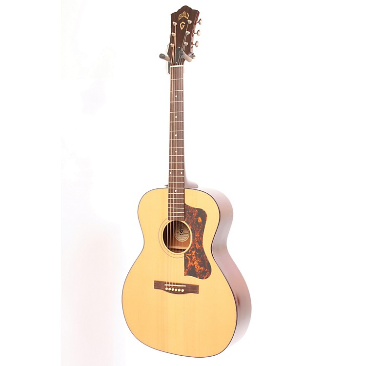 Guild F40 Valencia Grand Orchestra Acoustic Guitar Natural 886830016813