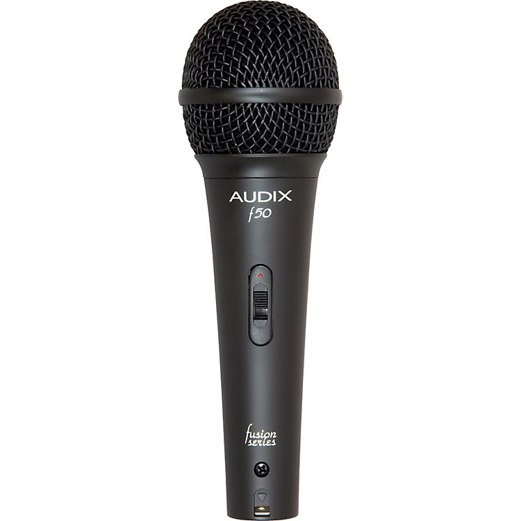 AudixF50-S Handheld Dynamic Vocal Microphone