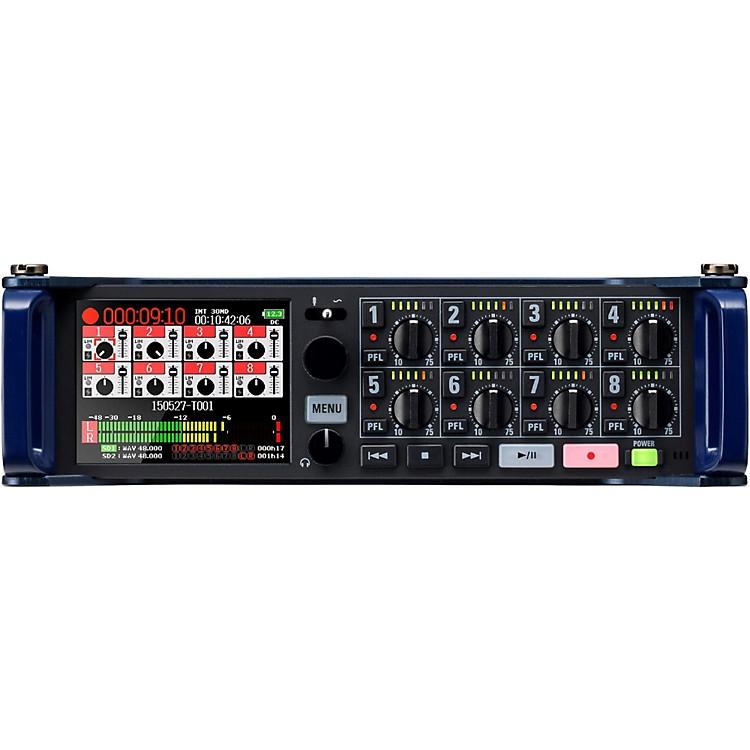 ZoomF8 Multi-Track Field Recorder