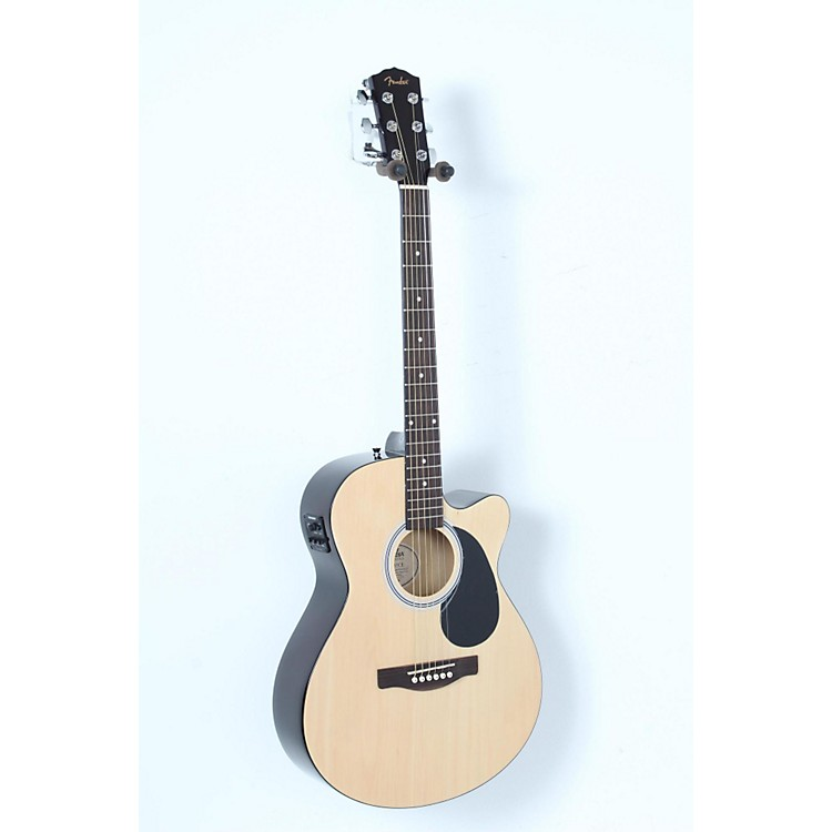 FenderFA135CE Concert Acoustic-Electric GuitarNatural888365907239