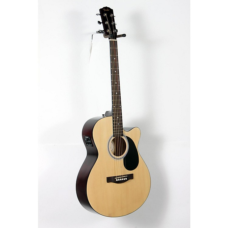 FenderFA135CE Concert Acoustic-Electric GuitarNatural888365917313