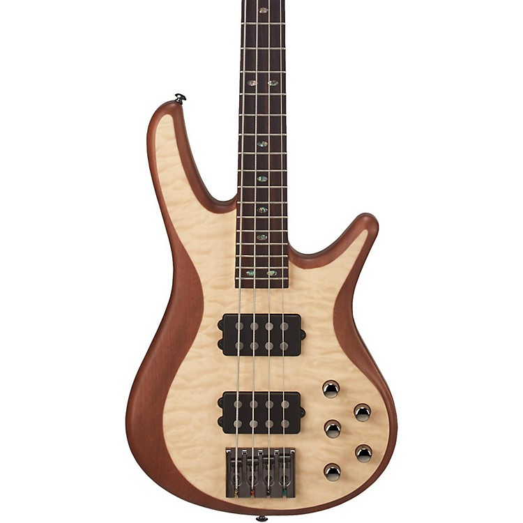 MitchellFB700 Fusion Series Bass Guitar with Active EQNatural
