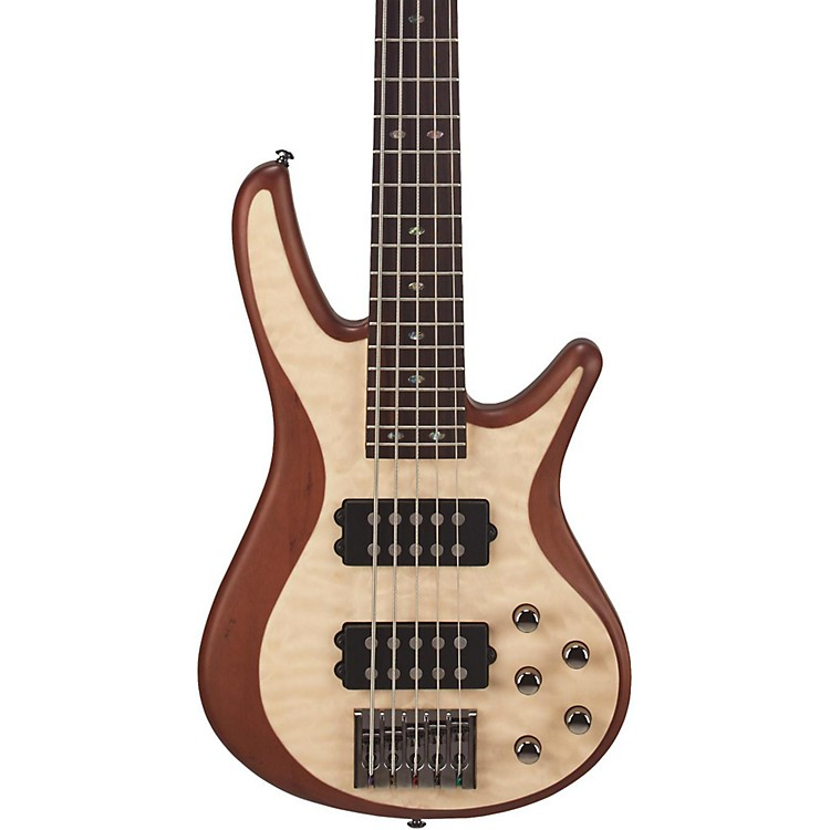 MitchellFB705 Fusion Series 5-String Bass Guitar with Active EQNatural