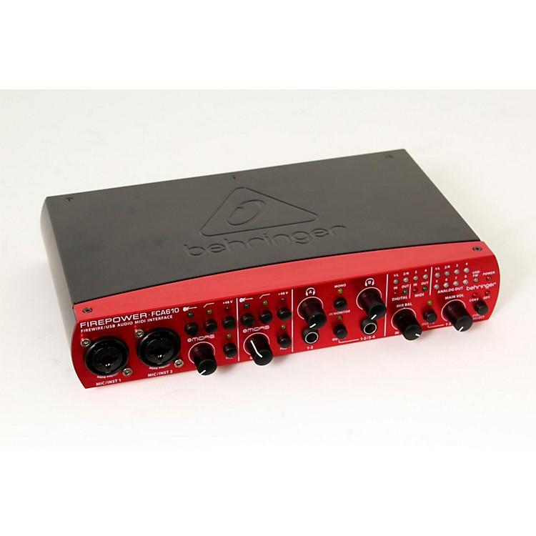 BehringerFCA610 Firepower/USB Audio InterfaceRegular888365827209