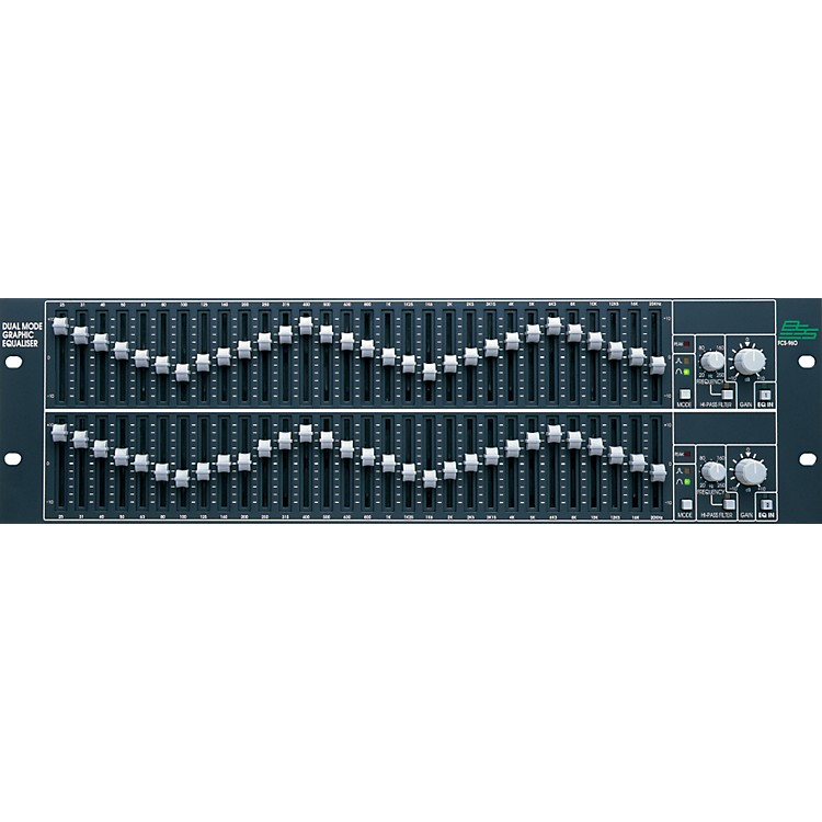 BSS AudioFCS-960 Graphic Equalizer