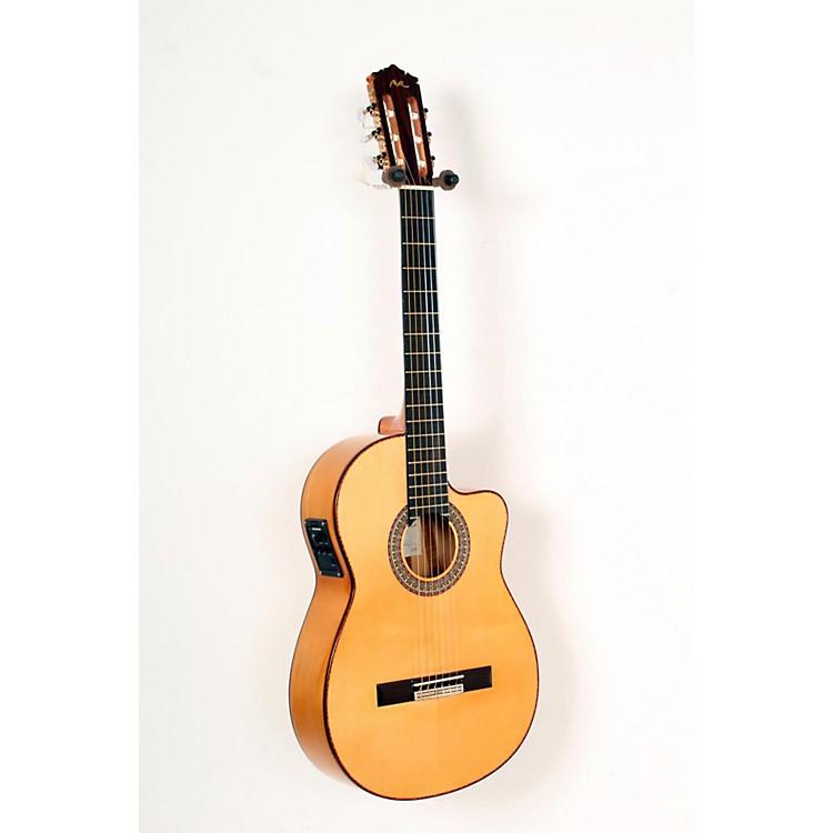 Manuel RodriguezFF Cutaway Cypress Classical Acoustic-Electric Guitar888365792408