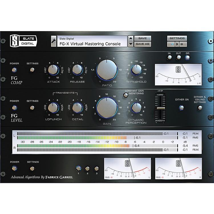 Slate DigitalFG-X Virtual Mastering Processor