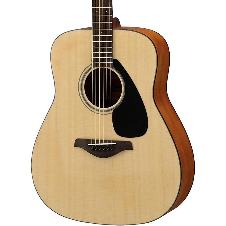 Yamaha FG650 Folk Acoustic Guitar Natural Matte