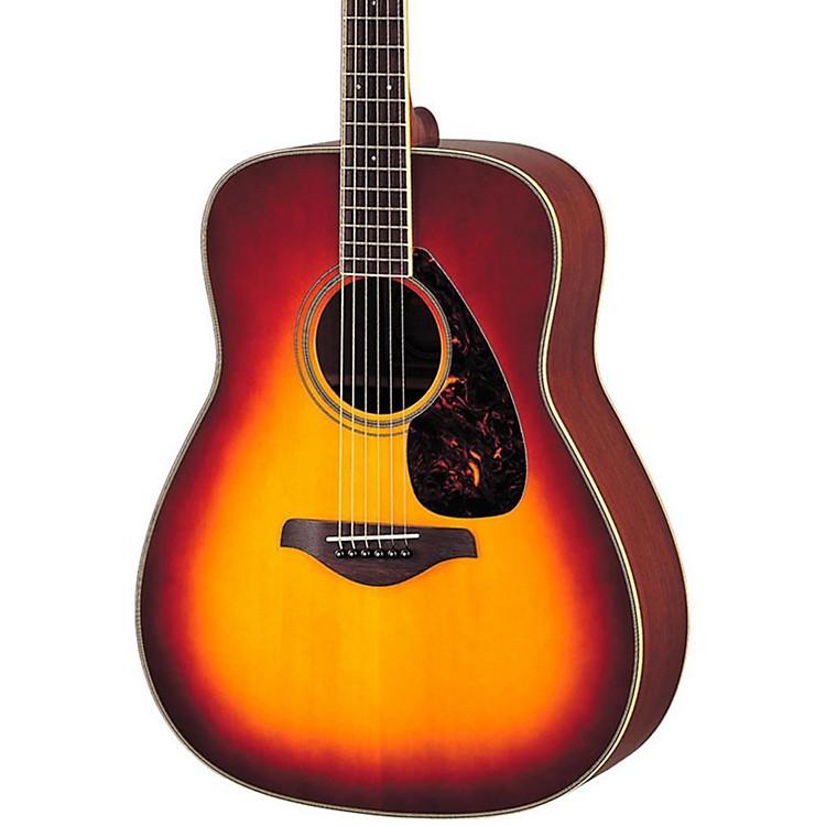 YamahaFG720S Acoustic GuitarBrown Sunburst