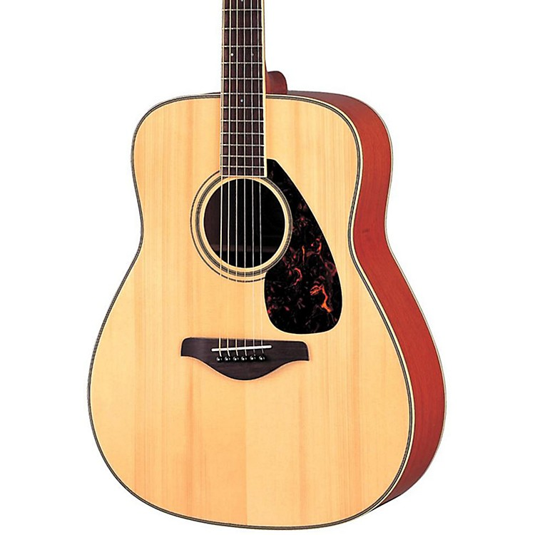 Yamaha FG720S Folk Acoustic Guitar Natural