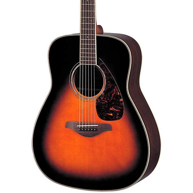 YamahaFG730S Solid Top Acoustic Guitar