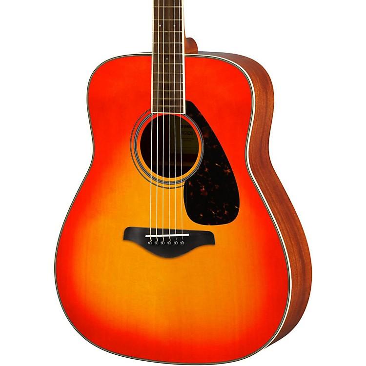 YamahaFG820 Dreadnought Acoustic GuitarAutumn Burst