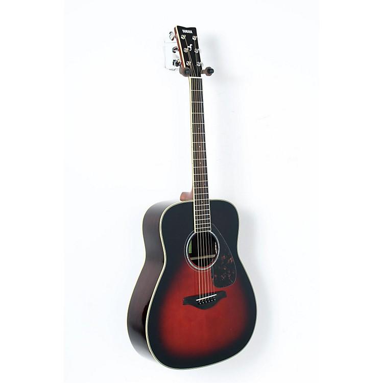 YamahaFG830 Dreadnought Acoustic GuitarTobacco Sunburst888365905785