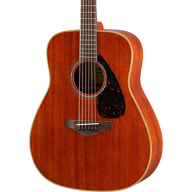 YamahaFG850 Dreadnought Acoustic GuitarNatural