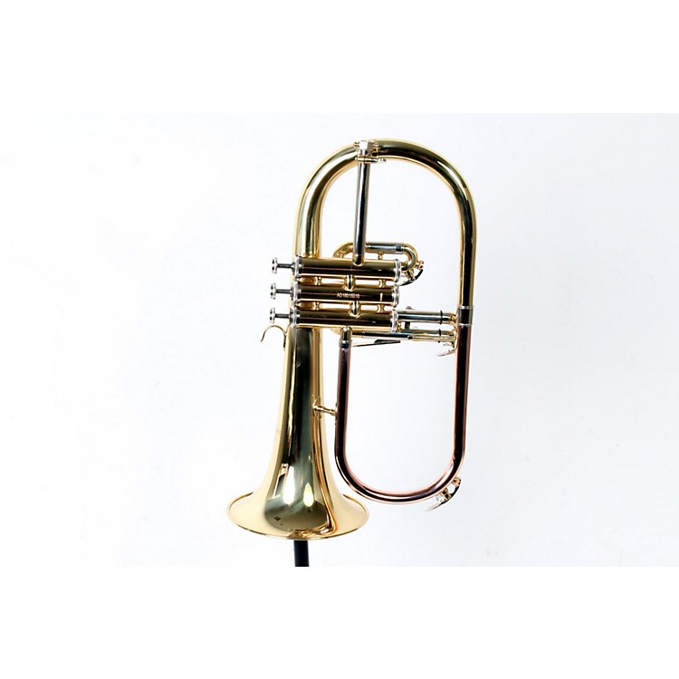 Bach FH600 Aristocrat Series Bb Flugelhorn FH600 Lacquer 888365793313