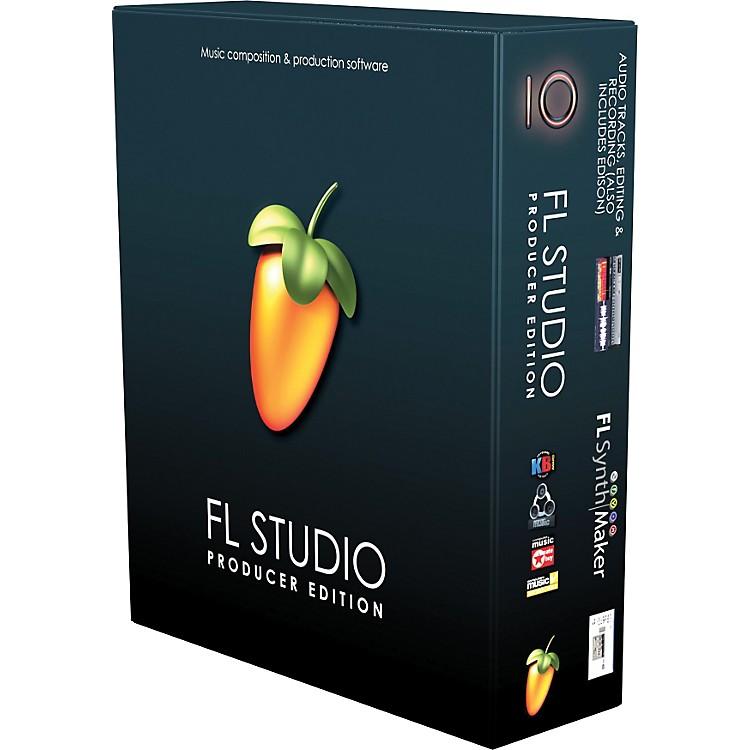 Image LineFL Studio 10 Producer with Free Upgrade to Version 11