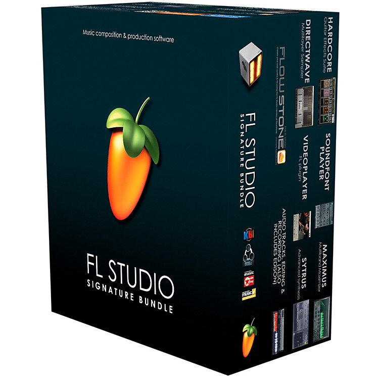Image Line FL Studio 11 Signature Bundle