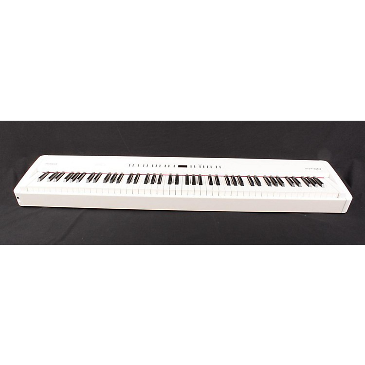 Roland FP-50 Digital Piano White 886830920547